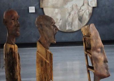 Im Museo di Sant'Agostino Genova