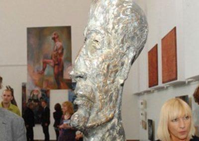 Ausstellung in Krakau